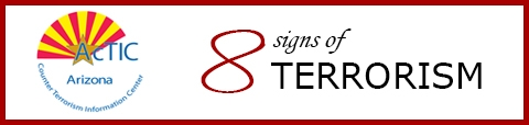 8 Signs of Terrorism